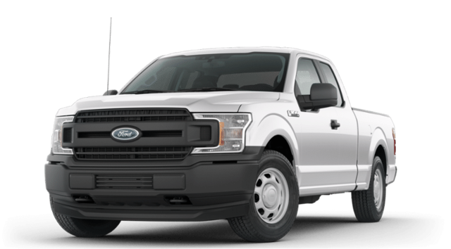 New 2019 Ford F-150 XL Supercab in Kansas City, MO